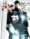 """Постер из фильма """"Двадцать одно"""" - 1"""