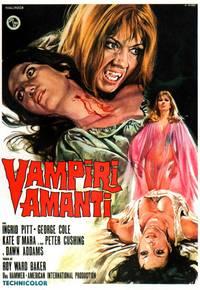 Постер Вампиры-любовники