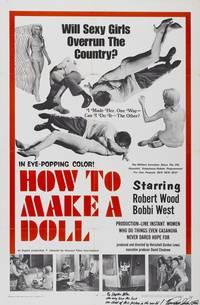 Постер Как сделать куклу