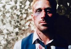 Райан Гослинг показал побитое лицо