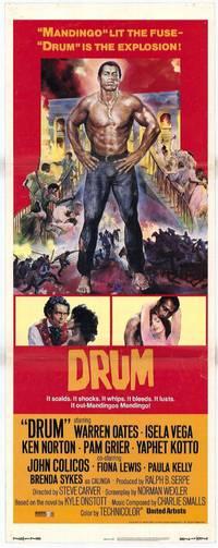Постер Барабан