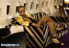 Первое фото: неузнаваемый Тэрон Эджертон в роли Элтона Джона