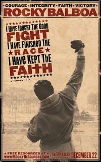 Постер Рокки Бальбоа