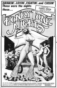 Постер Honky Tonk Nights