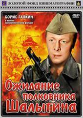 Ожидание полковника Шалыгина