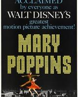 """Постер из фильма """"Мэри Поппинс"""" - 7"""