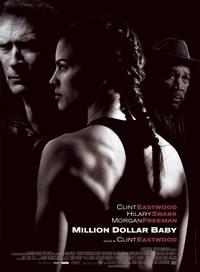Постер Малышка на миллион