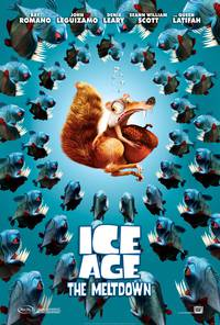 Постер Ледниковый период 2: Глобальное потепление