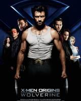 """Постер из фильма """"Люди Икс. Начало. Росомаха"""" - 4"""
