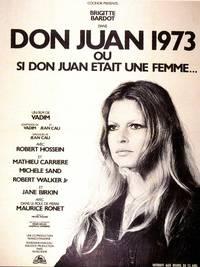 Постер Если бы Дон-Жуан был женщиной…