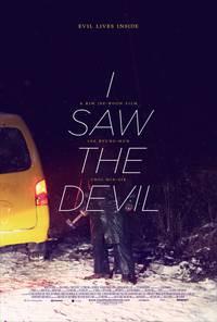 Постер Я видел Дьявола