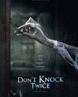 """Постер из фильма """"Не стучи дважды"""" - 2"""