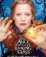 """Постер из фильма """"Алиса в Зазеркалье"""" - 9"""