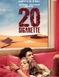 """Постер из фильма """"Двадцать сигарет"""" - 1"""