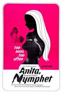 Постер Анита: Дневник девушки-подростка