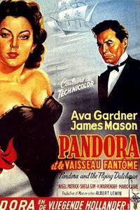 Постер Пандора и Летучий Голландец