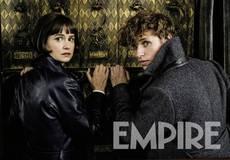 Empire выложил эксклюзивное фото из «Фантастических зверей 2»
