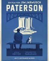 """Постер из фильма """"Патерсон"""" - 3"""