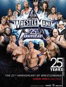WWE РестлМания 25