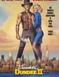 """Постер из фильма """"Крокодил Данди 2"""" - 1"""