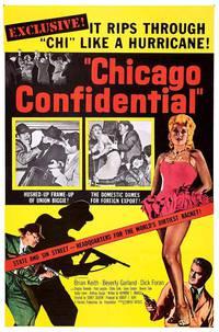 Постер Chicago Confidential
