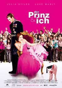 Постер Принц и я