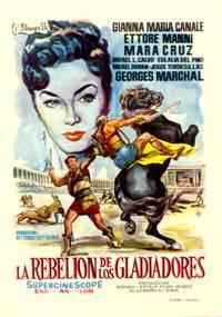 Постер Восстание гладиаторов