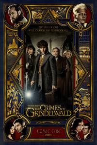 Постер Фантастические твари: Преступления Грин-де-Вальда