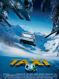 Постер Такси 3