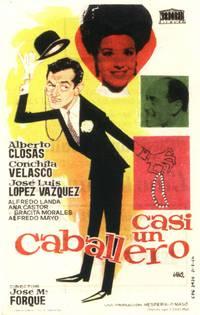 Постер Почти кабальеро