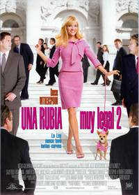Постер Блондинка в законе 2: Красное, белое и блондинка