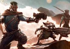 Студия Marvel представила «Стражей Галактики»