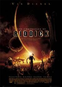 Постер Хроники Риддика