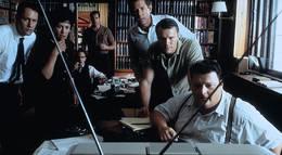"""Кадр из фильма """"Джон Ф. Кеннеди: Выстрелы в Далласе"""" - 1"""