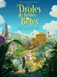 Постер Тайная жизнь насекомых