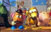 Кадр История игрушек