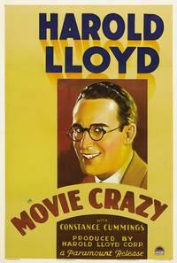 Постер Безумное кино