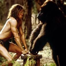 """Кадр из фильма """"Джордж из джунглей"""" - 8"""