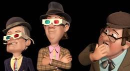 """Кадр из фильма """"Балбесы 3D"""" - 1"""