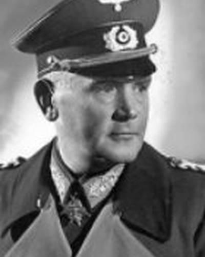 Вернер фон Бломберг фото