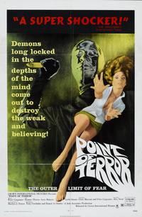 Постер Point of Terror