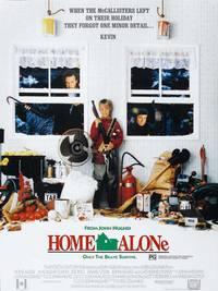 Постер Один дома