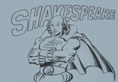 Голливуд стирает границы между супергероями и Шекспиром