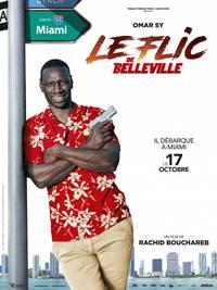 Постер Бельвильський коп