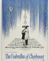 """Постер из фильма """"Шербургские зонтики"""" - 9"""