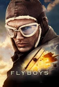 Постер Эскадрилья «Лафайет»