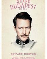 """Постер из фильма """"Отель «Гранд Будапешт»"""" - 5"""