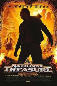 Постер Сокровище нации