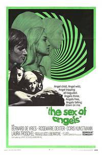 Постер Il sesso degli angeli