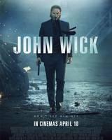 """Постер из фильма """"Джон Уик"""" - 4"""